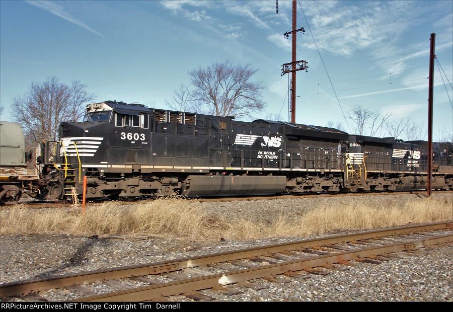 NS 3603 on 14G